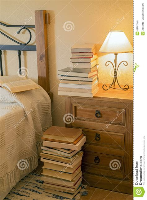 reading before bed reading before bed stock photo image 43987148