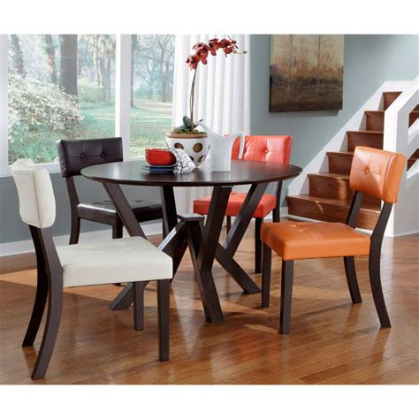Colored Dining Chairs Tjihome Colored Dining Room Furniture