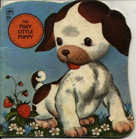 poky puppy the poky puppy golden books classic books not junk here
