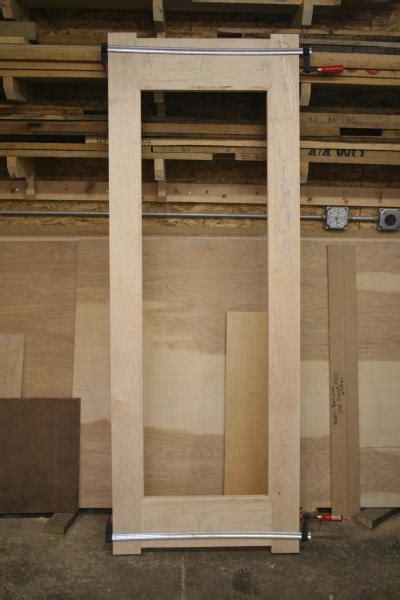 Building An Interior Door Part One The Frame Interior Door Construction
