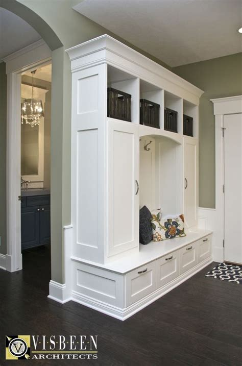 built in mudroom bench entryway storage bench and wall cubbies woodworking