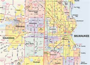 southeast zip code map milwaukee wi pictures posters news and on your