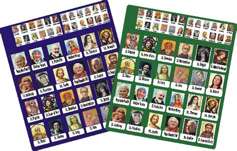 Guess Who Cards Template by Guess Who Equipping Catholic Families