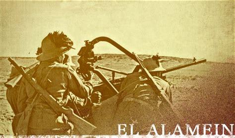 in memoriam della seconda battaglia di el alamein