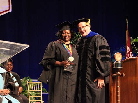 Strayer Mba Concentrations by Richmond Va Resident Receives Outstanding Graduate