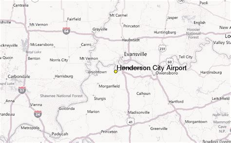 kentucky map airports henderson city airport weather station record historical