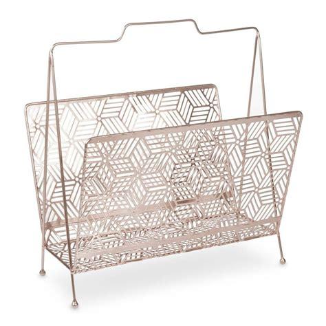 badezimmer deko metall zeitschriftenst 228 nder lilly aus metall badezimmer