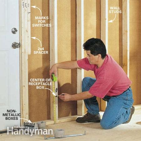 how to in electrical wiring the family handyman