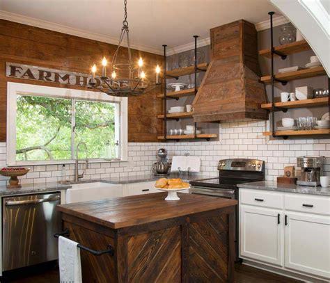 decoracion interiores la cocina lo b 225 sico para decorar una cocina r 250 stica casa y color