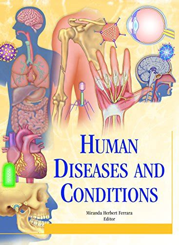 human diseases books human diseases and conditions health book shop