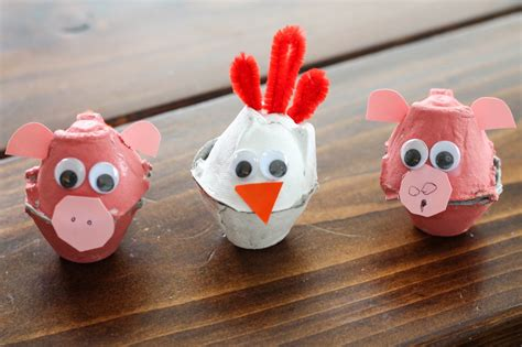 craft projects with egg cartons egg animal craft design ideas ideas arts and