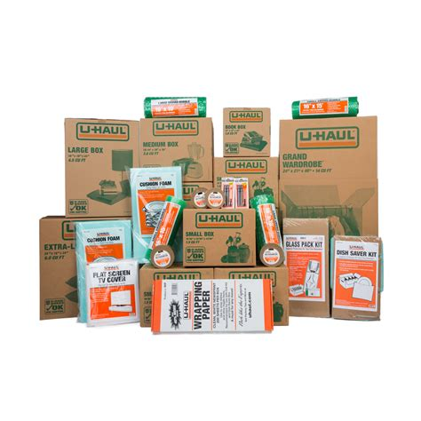 U Haul Wardrobe Box Price by U Haul Moving Supplies 3 4 Bedroom Household Kit 174