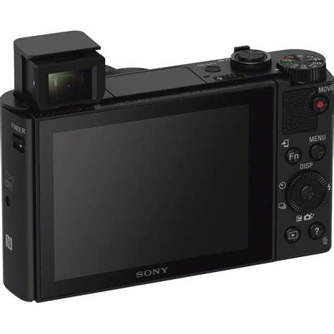 Lcd Kamera Sony Cybershot sony cyber dsc hx90v digital with 3 inch lcd screen black 32gb bundl ebay