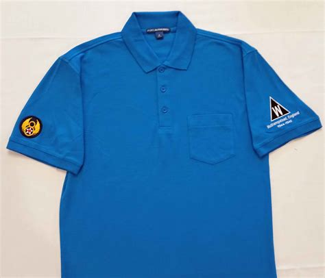 Navy Donker Blue Polo Shirt What The Heaven 398th bomb px