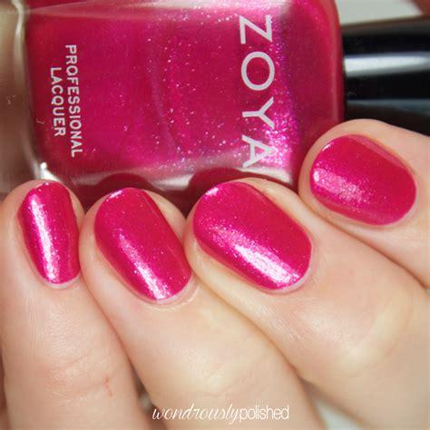 Zoya Mixed 6 wondrously polished zoya paradise sun collection swatches review