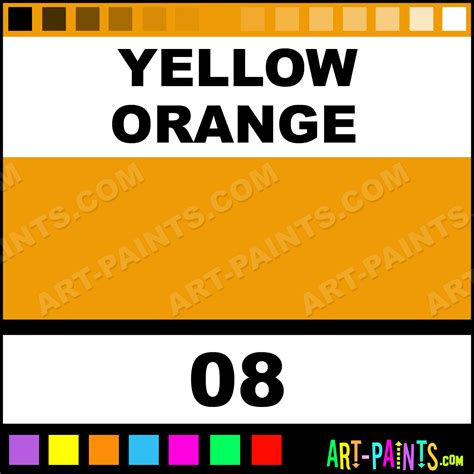 yellow orange academy pastel paints 08 yellow orange paint yellow orange color holbein