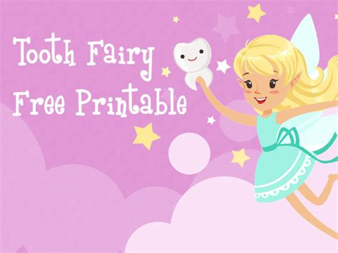 printable card from tooth fairy elfster s free downloadable party gift exchange tags