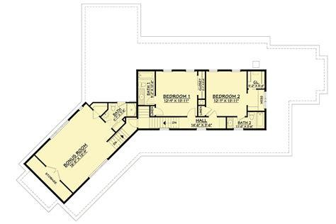 plan 62668dj modern farmhouse with angled 3 car garage modern farmhouse with angled garage plus bonus room above
