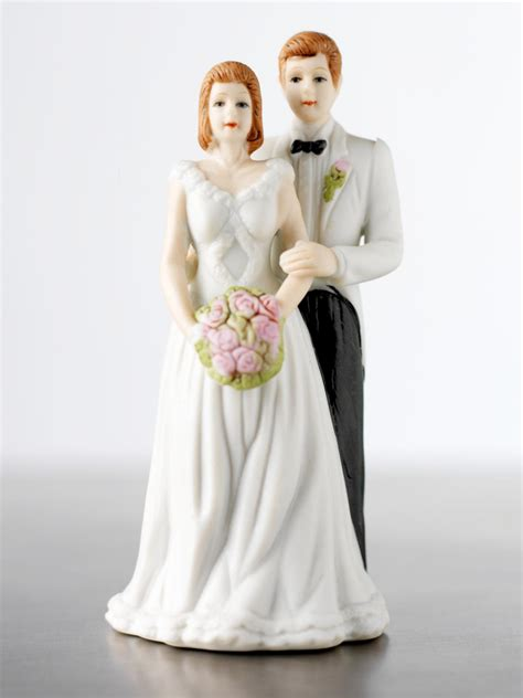 Wedding Cake Figures With Style by Fresh Uses For Wedding Cake Toppers Hgtv
