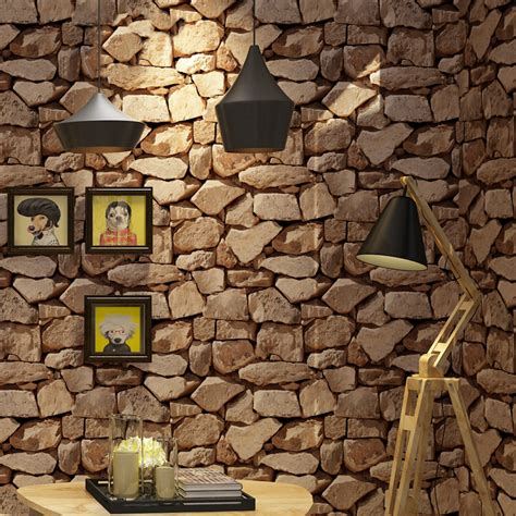 wallpaper 3d in wall vintage wall paper waterproof wall papers home decor 3d