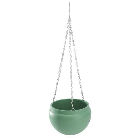 Plastic Hanging Planter by Plastic Hanging Planter Pot Home Yard Hanging Flowers