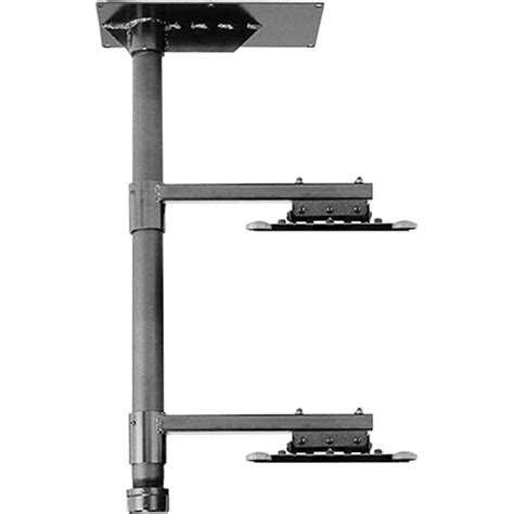 Infocus Universal Projector Ceiling Mount by Infocus Dual Projector Stacker Ceiling Mount Prj Stack