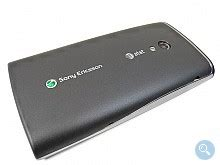 sony ericsson xperia x10a review