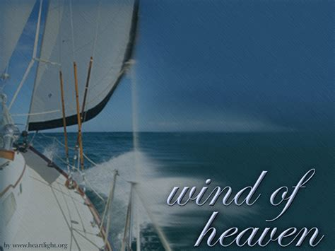 quot of god quot powerpoint background of wind of