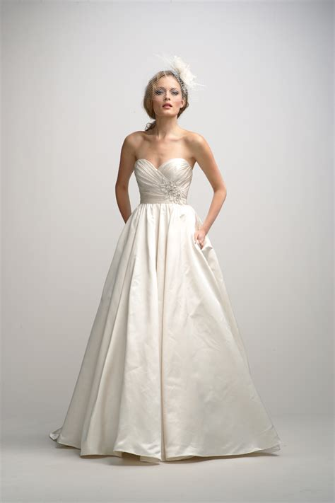 2012 Wedding Dresses by Fall 2012 Wedding Dress Watters Bridal Gown 2