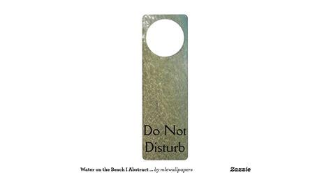 Door Knob Hanger by Water On The I Door Knob Hanger Zazzle