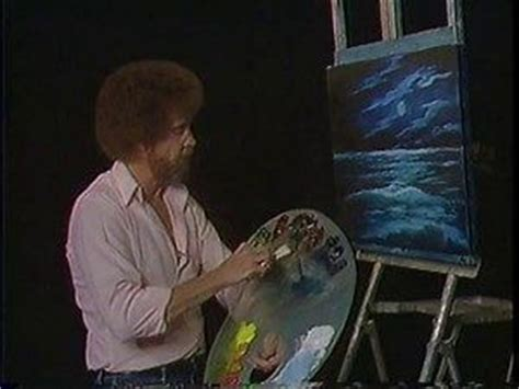 bob ross painting moon 155 best images about bob ross on seasons