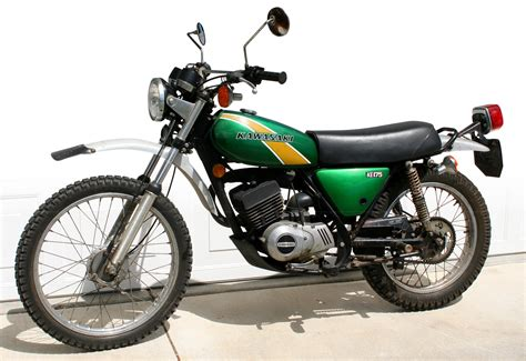 Kawasaki Ke 175 by 1982 Kawasaki Ke 175 Pics Specs And Information