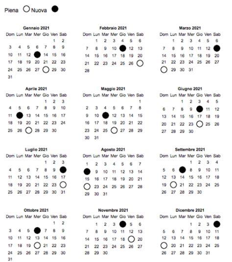 Calendario Lunare Calendario Lunare Archivi La Gravidanza