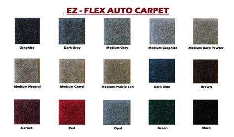 auto rugs ez flex automotive carpet 80 quot wide colors ebay