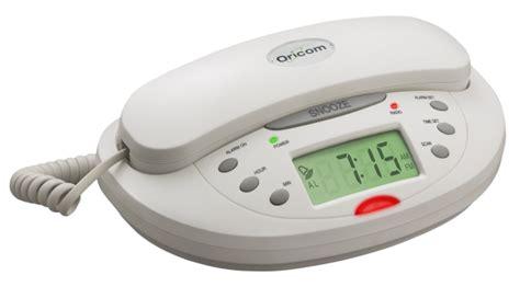 oricom clock radio white telephone tcr10 tcr10 au 119