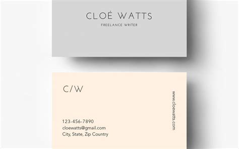 business cards templates free print at home 89 free business card templates to print at home