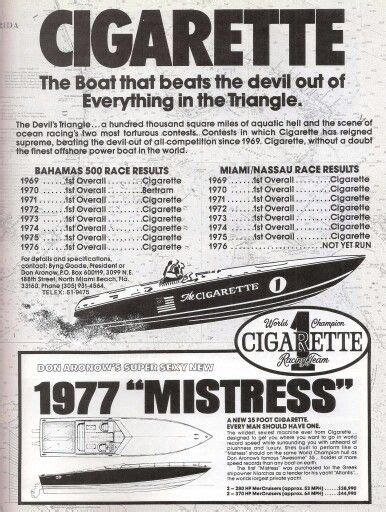 cigarette boat movie 17 best images about don arronow on pinterest boats