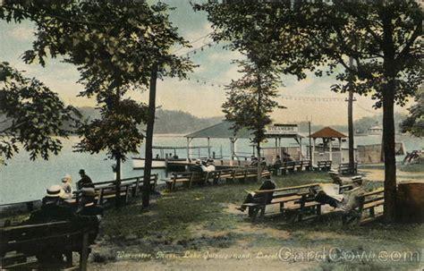 lincoln park lake lake quinsigamond lincoln park steamboat landing