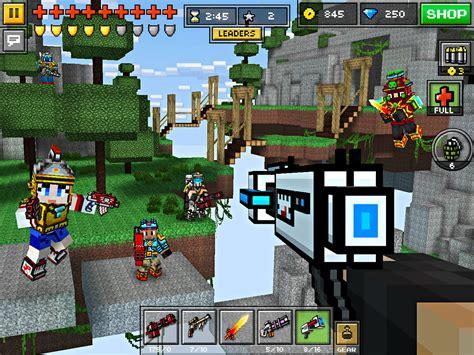 pixel gun 3d v 9 4 1 mod apk unlimited money jibrilia android apps - Pixel Gun 3d Apk Mod