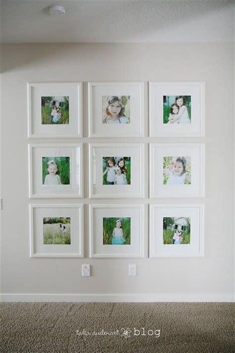 ikea walls photo wall ikea square frames photography displays