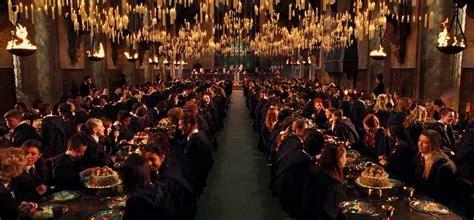 speisesaal high tables start of term feast harry potter wiki fandom powered