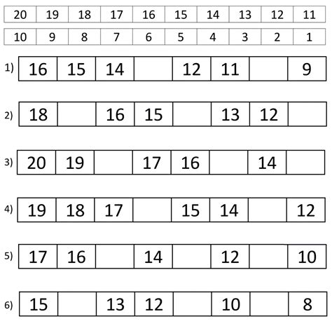 Counting Backwards Worksheets Grade 1 by Counting Backwards Worksheets Year 1 Grade One Math Worksheetsmissing Numbers 1 100 Six