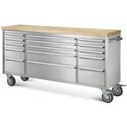 thor kitchen tool chests 72 quot 15 drawer rolling metal tool