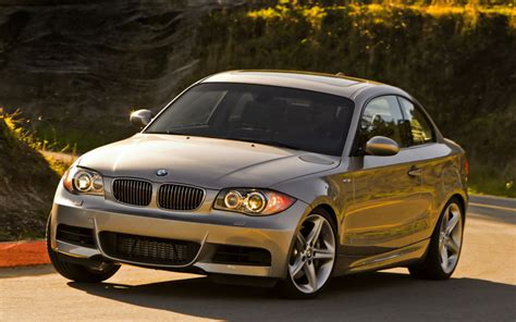Bmw 128i Review by 2008 Bmw 128i Coupe Drive Motor Trend