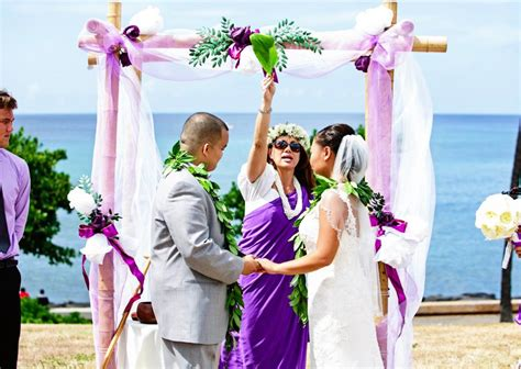 Wedding Blessing Hawaiian by Hawaiian Wedding Gallery Wedding Dress Decoration And