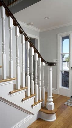 Black Banister White Spindles by Black Banisters On Black Doors Painted Doors