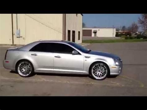 best custom rubber sts 22 inch savini bm4 wheels 2011 cadillac sts