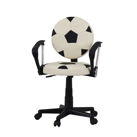 Soccer Swivel Task Chair With Arms Bt 6177 Soc A Gg Soccer Swivel Chair
