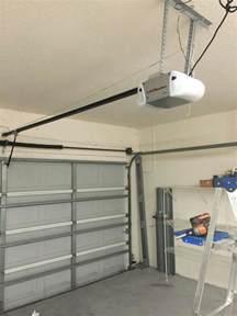 Garage Door Opener J Arm Angle Opener Installation Garage Door Repair Murray Hill Fl