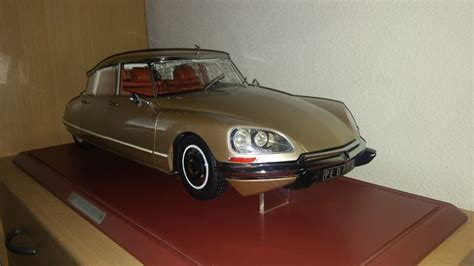 8 Ds For 20 00 by Altaya Scale 1 8 Citroen Ds 21 Pallas Catawiki